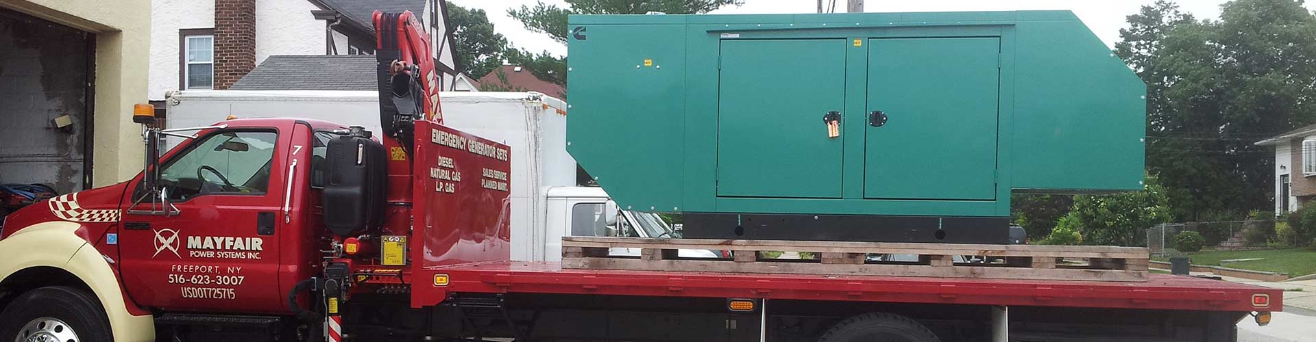 Fast Generator Delivery